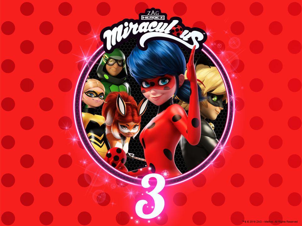 Poster Miraculous Ladybug 3