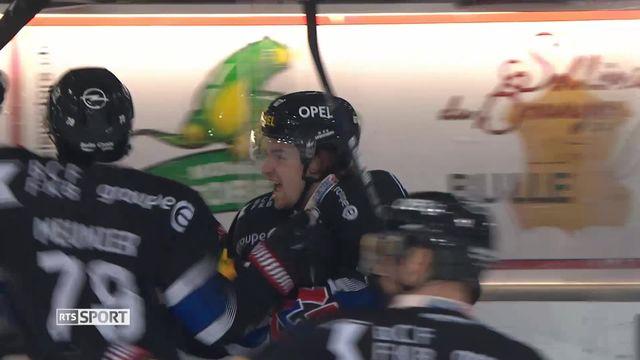 National League, 42e journée: Fribourg - Genève (5-3) [RTS]