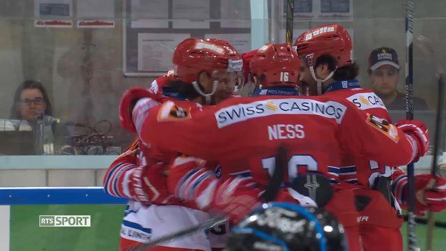 National League, 42e journée: Rapperswil - Zurich (4-1) [RTS]