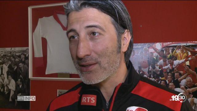 FC Sion: le club de Tourbillon reprend les entraînements dans la stabilité. [RTS]