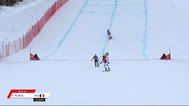 Park City (USA), skicross messieurs: pas de 1-2 finale pour Jonas Lenherr (SUI) [RTS]