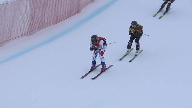 Park City (USA), skicross messieurs: pas de podium pour Alex Fiva qui termine à la 4ème place [RTS]