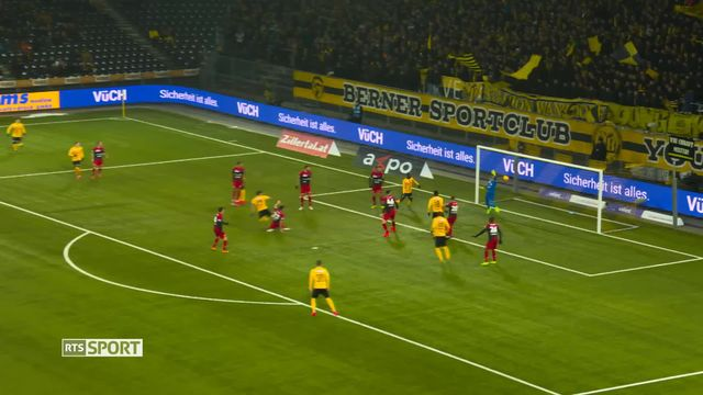 Super League, 19e journée: Young Boys - NE Xamax FCS (2-0) [RTS]