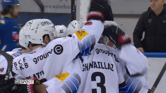 National League, 41e journée: Davos - Fribourg (1-2) [RTS]