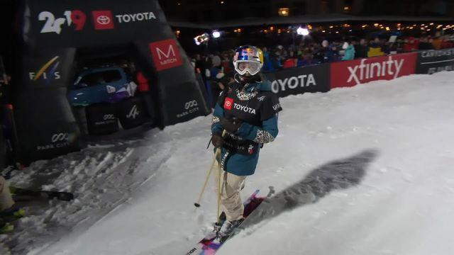 Mondiaux ski freestyle, Big Air : Mathilde Gremaud doit se contenter du 7e rang [RTS]
