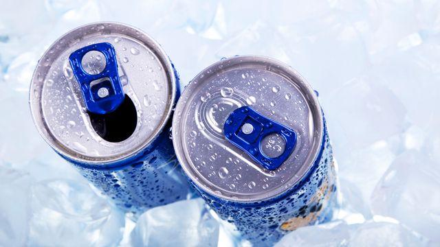 Les boissons énergisantes sont-elles dangereuses pour la santé? [Depositphotos]