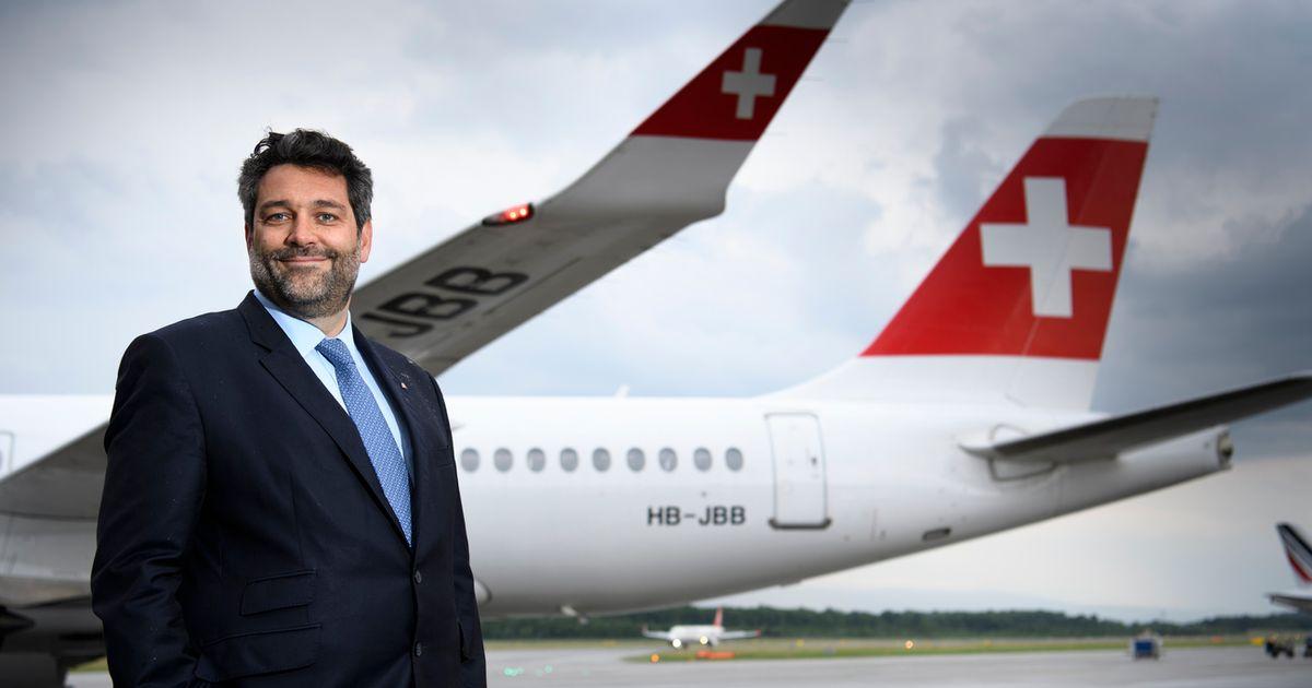 """Économie : Le combat de Swiss sera """"long et difficile"""", selon Lorenzo Stoll •"""