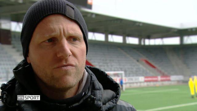 Le Mag : la préparation du FC Thoune [RTS]
