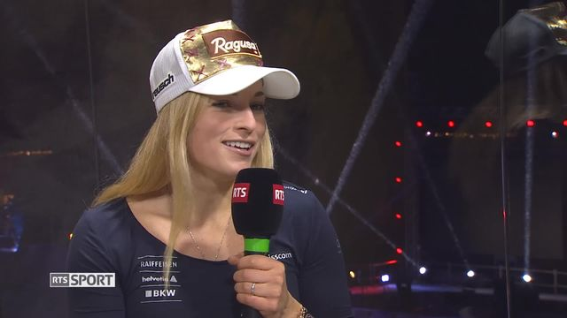 Ski, Championnats du Monde : la sélection femme et Lara Gut-Behrami [RTS]