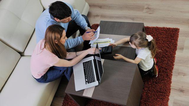 La taxation fiscale de la famille comporte quelques subtilités. [.shock - Depositphotos]