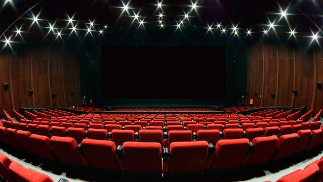 Une salle de cinéma vide. [snvv - Fotolia]