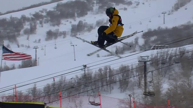 World Championships: Slopestyle, James Woods (GBR) remporte l'or! [RTS]