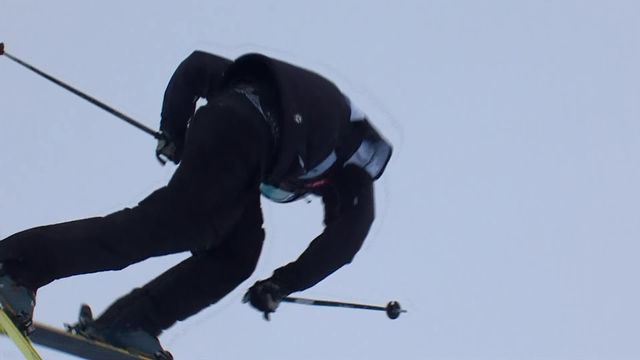 World Championships: Slopestyle, le meilleur run de Wili Colin (SUI) [RTS]