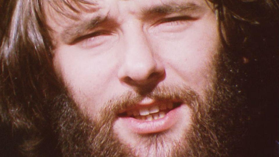 Maxime Le Forestier en 1972. [RTS]