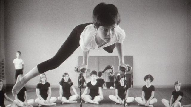 Gymnastique artistique [RTS]