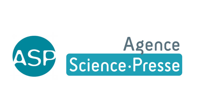 Agence science presse logo. [sciencepresse.qc.ca]
