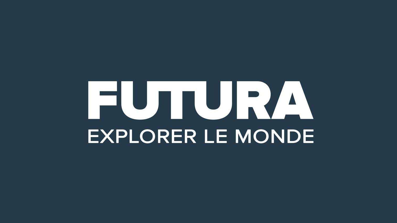 Futura Sciences, explorer le monde. Logo.