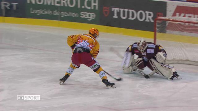 National League, 27e journée: Genève - Langnau (3-5) [RTS]