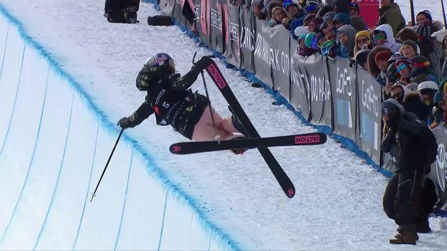 Park City (USA), ski halfpipe dames: Kelly Sildaru (EST) s'impose avec un run à 95.00 [RTS]