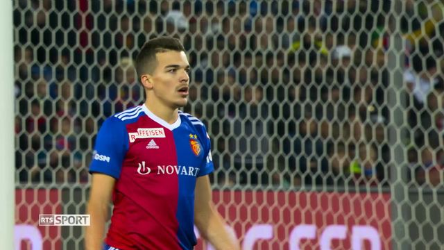 Super League, 20e journée: Bâle - St Gall (1-1) [RTS]