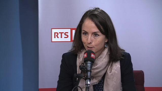 L'invitée de La Matinale (vidéo) - Olivia de Weck, vice-présidente de Pro Tell [RTS]