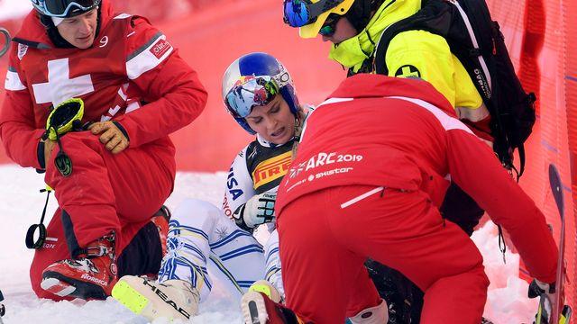 Mondiaux - Are 2019: l'avalanche de blessures en ski alpin
