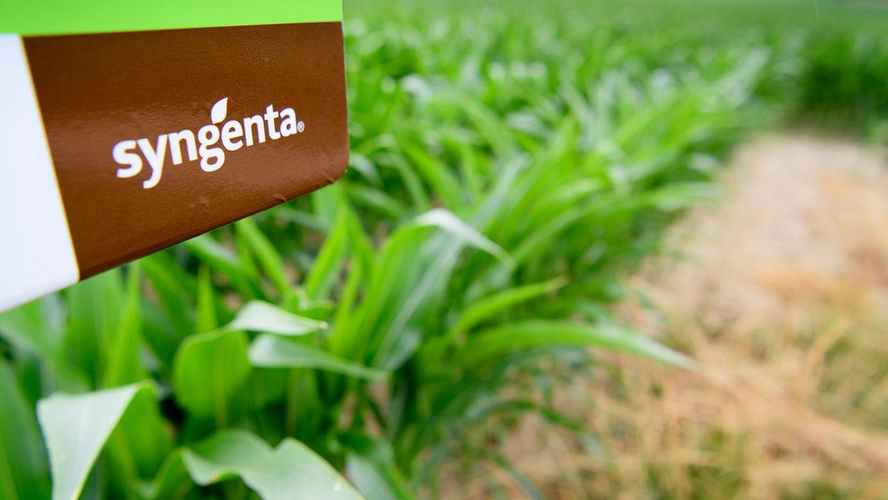 Syngenta a été rachetée par ChemChina en 2017 pour plus de 40 milliards de francs. [Laurent Gilliéron - Keystone ]