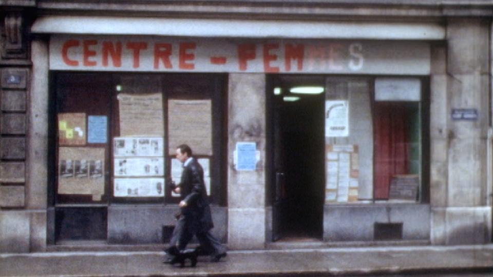 Centre femmes, Boulevard St Georges, Genève, 1979 [RTS]