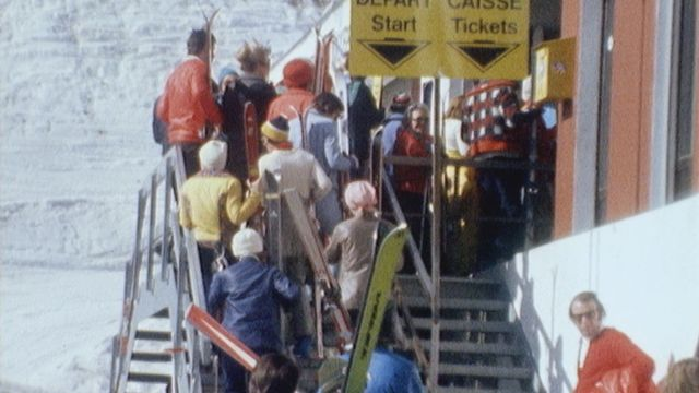 Skieurs, passez à la caisse [RTS]