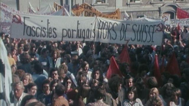 Contre le Portugal [RTS]