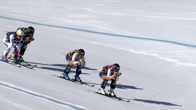 Feldberg (GER), Skicross, finale dames: doublé pour les Suédoises [RTS]