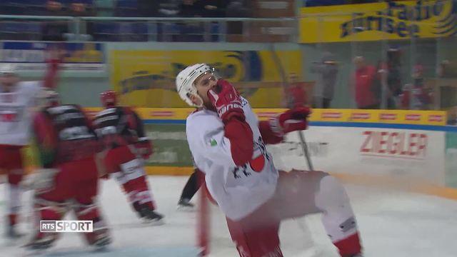 National League, 44e journée: Rapperswil - Lausanne (1-2) [RTS]