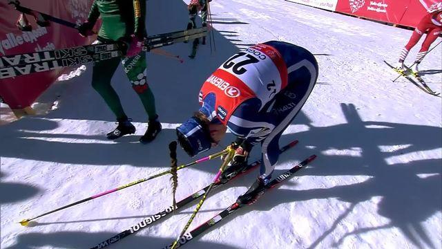 Cogne (ITA), 10km dames: victoire de Niskanen (FIN) [RTS]