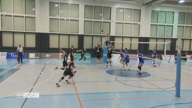 Volley: Les Abramov [RTS]