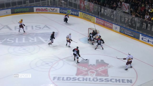 Hockey: Lugano - Genève [RTS]