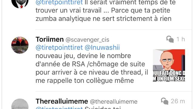 Cyber harcelement. [DR]