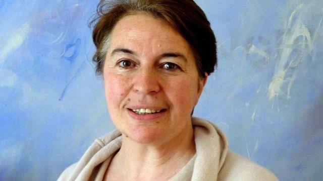Christine Pedotti, écrivain. [Charles Sigel]