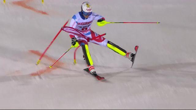 Stockholm (SUE), slalom parallèle messieurs: Yule (SUI) élimine Meillard (SUI) en 1-4 [RTS]