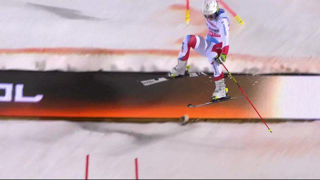 Stockholm (SUE), slalom parallèle dames: Holdener (SUI) est éliminée en 1-4 [RTS]