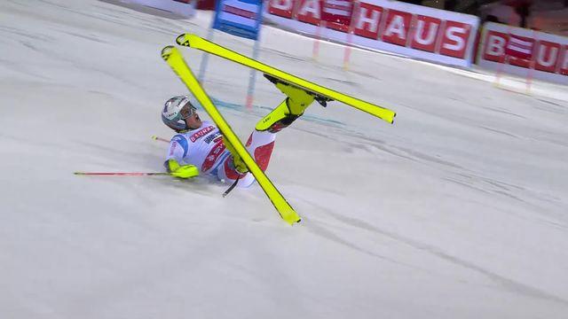 Stockholm (SUE), slalom parallèle messieurs: la 4e place finale pour Yule (SUI) [RTS]