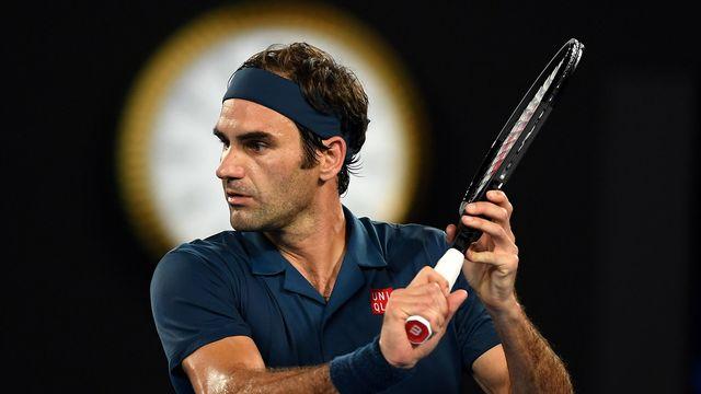 Roger Federer s'est imposé à trois reprises à Madrid. [Lukas Coch - Keystone]