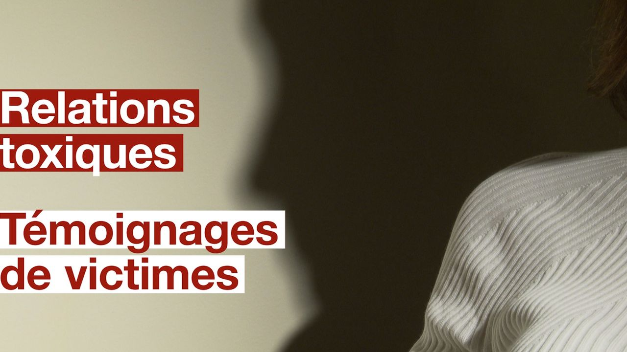 Relations toxiques: témoignages de victimes. [DR - RTS]