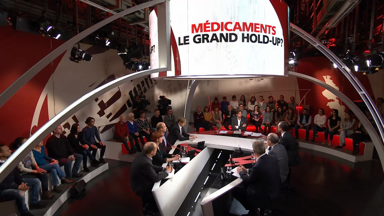 Médicaments: le grand hold-up? [RTS]