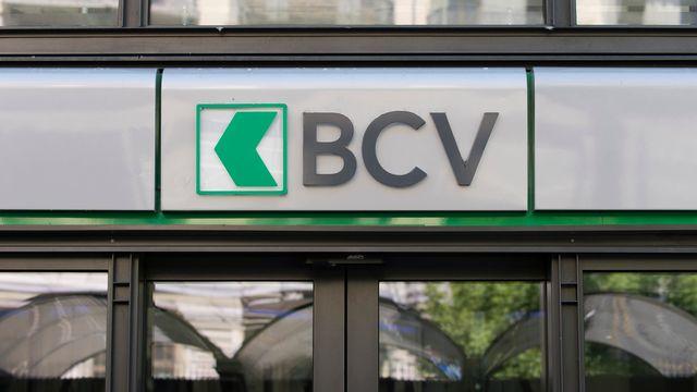 Le bénéfice net de la BCV a encore progressé l'an dernier. [Thomas Delley - Keystone]