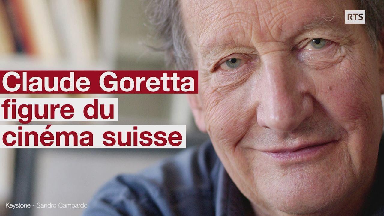 Retour sur la carrière de Claude Goretta, figure du cinéma suisse [RTS]