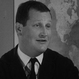 Claude Goretta en 1964. [RTS]