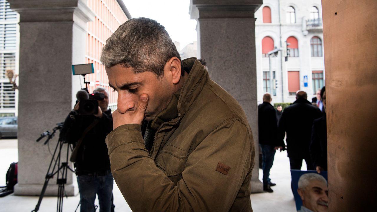 Johan Cosar a été reconnu coupable par la justice militaire. [Alessandro Crinari - Keystone/Ti-Press]