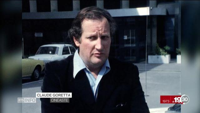 Le réalisateur suisse Claude Goretta est mort. Il avait réalisé l'Invitation, la Dentellière et de nombreux documentaires [RTS]