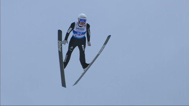 Mondiaux de Seefeld, qualifs saut à ski HS 130 messieurs: Simon Ammann (SUI) se qualifie sans soucis [RTS]