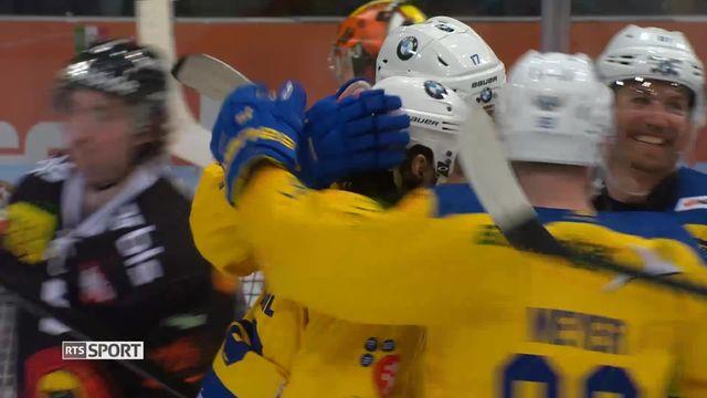 National League, 45e journée: Berne - Davos (3-4) [RTS]